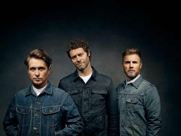 Take That Live 2015 – My Experience